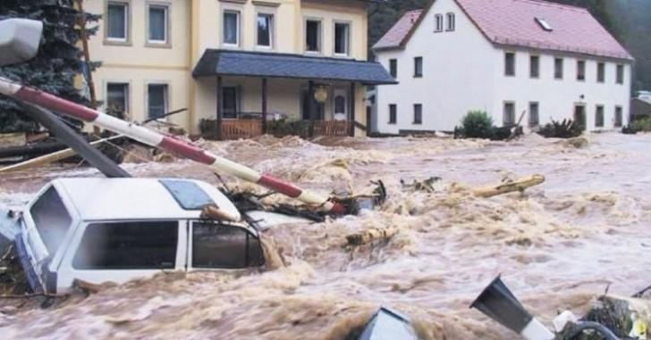 Krasnodarda sel və daşqınlar:
