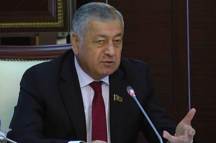 Deputat Vahid Əhmədov: