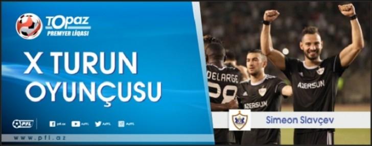 """""""Qarabağ""""ın futbolçusu həftənin oyunçusu seçilib"""