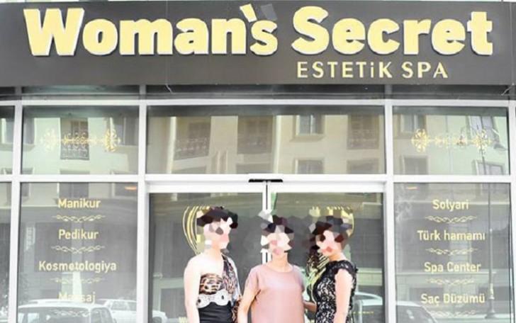 Qüdrət Şükürov qadın hamamını satışa çıxardı