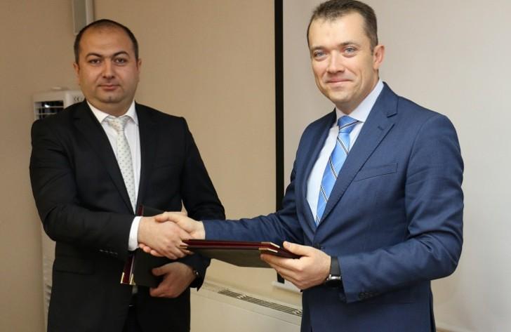 """Azexport portalı """"VISA İnternational""""şirkəti ilə əməkdaşlığa başlayıb"""