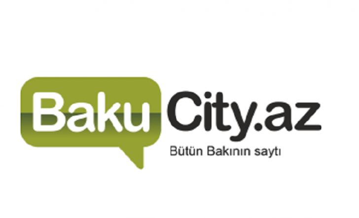 Bakucity.az saytı fəaliyyətə başlayıb