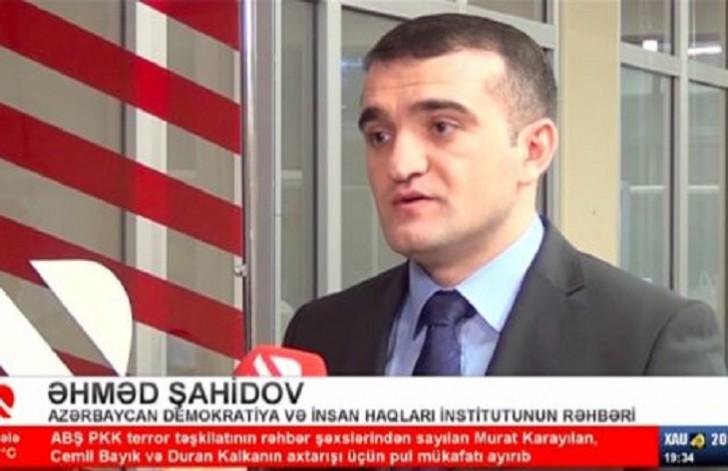Əhməd Şahidov: