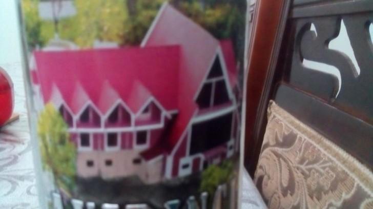Vitse-prezident restoranını Ağsu arağı ilə reklam edir-