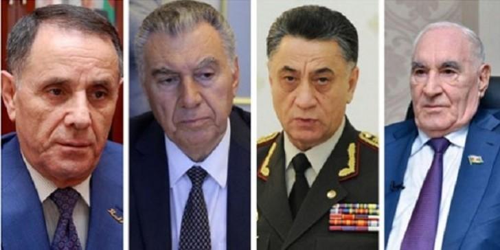 Məmurların general və polkovnik övladları: