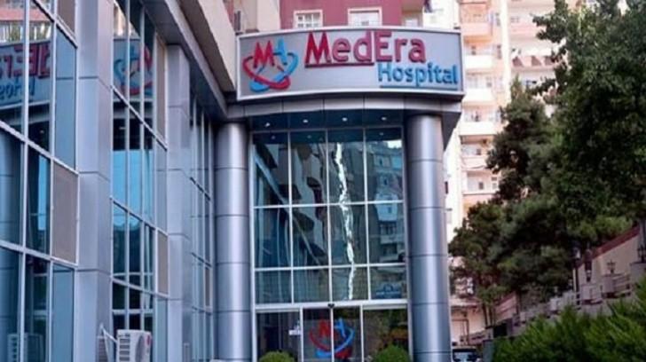 """""""MedEra Hospital"""" 1 milyon manat cərimələnib?-"""