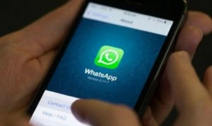 """""""WhatsApp"""" messencerində """"itən mesaj""""lar dövrü gəlir"""