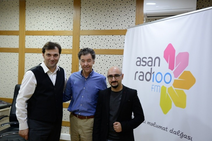 İdman Jurnalistikası Magistr Proqramı ilə Asan Radio arasında əməkdaşlıq uğurla davam edir