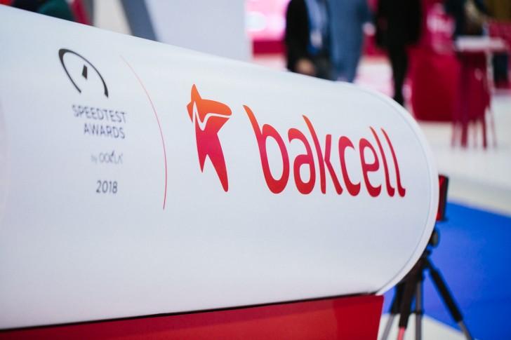 """Bakcell """"Bakutel-2018"""" sərgisində:"""