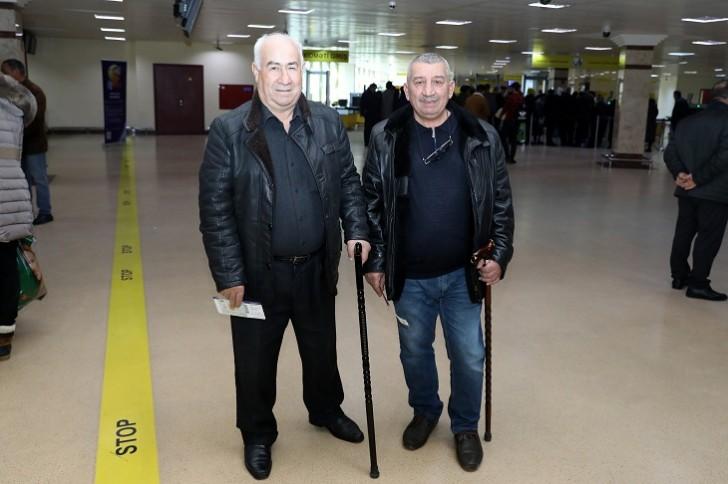 45 nəfər əlilliyi olan şəxs Naxçıvanva müalicəyə yola salınıb