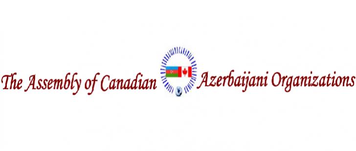 Kanadadakı azərbaycanlılar erməni təxribatına etiraz edib