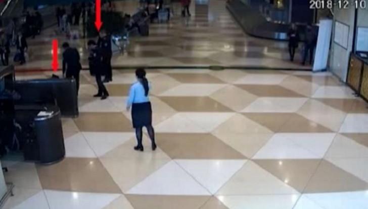 Bakı aeroportunda film kimi cinayət əməli-