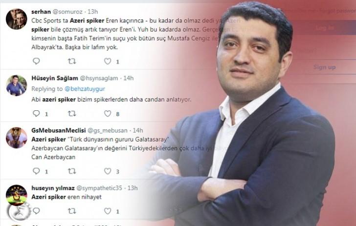 Azərbaycanlı şərhçi Türkiyə gündəmində-