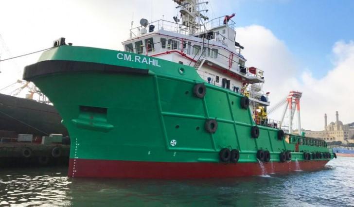 Türkmənistan gəmisi ASCO-nun gəmi təmiri zavodunda əsaslı təmir olunub