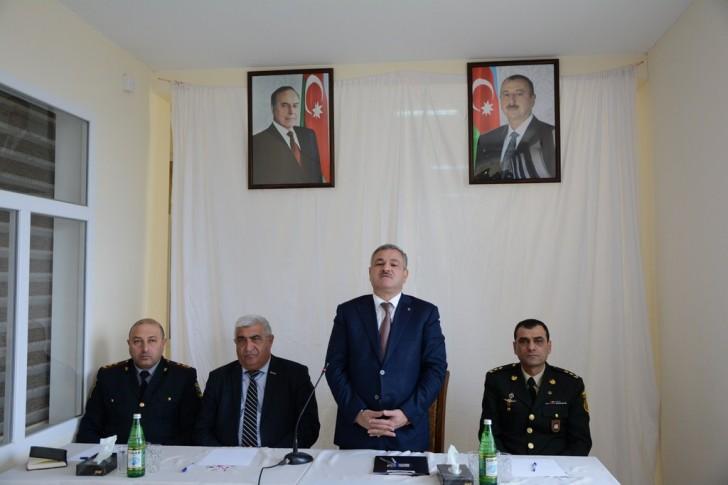 Qazyan kəndində səyyar-qəbul görüş