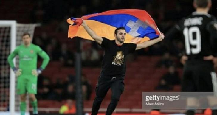 """UEFA """"Qarabağ""""ın oyunundakı erməni təxribatı ilə bağlı iş açdı"""