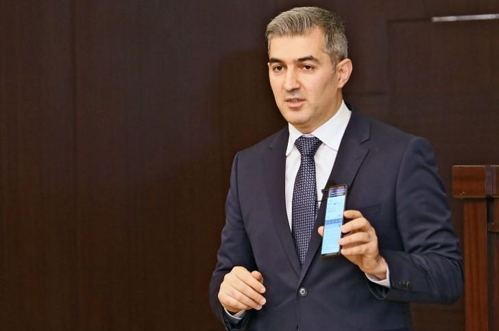 Dövlət Miqrasiya Xidmətinin mobil tətbiqi MİGAZ istifadəyə verildi