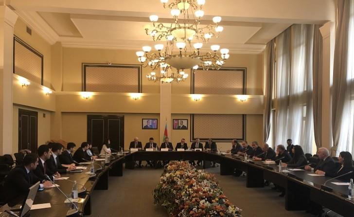 ƏMDK-da Avropa İttifaqının ekspertlərinin iştirakı ilə tədbir keçirilib