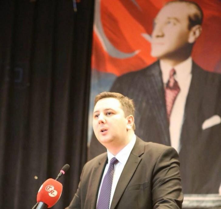 Makedoniyalı siyasətçi: