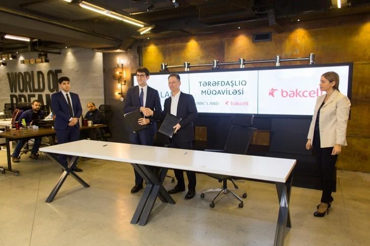Bakcell və INNOLAND arasında əməkdaşlıq müqaviləsi imzalandı