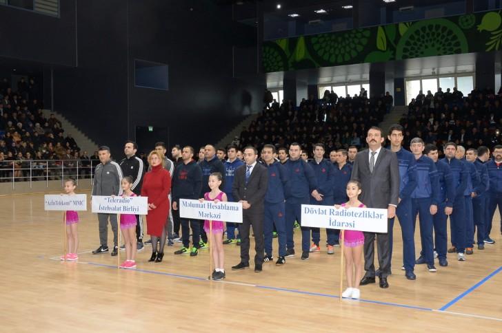 """NRYTN """"Sağlamlıq-2018"""" Respublika Spartakiadasına start verilib"""