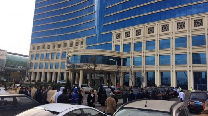 Hilton otelindən yanğınla bağlı açıqlama
