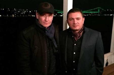 """Zabit Səmədov məşhur """"qanuni oğru"""" ilə bir arada-"""