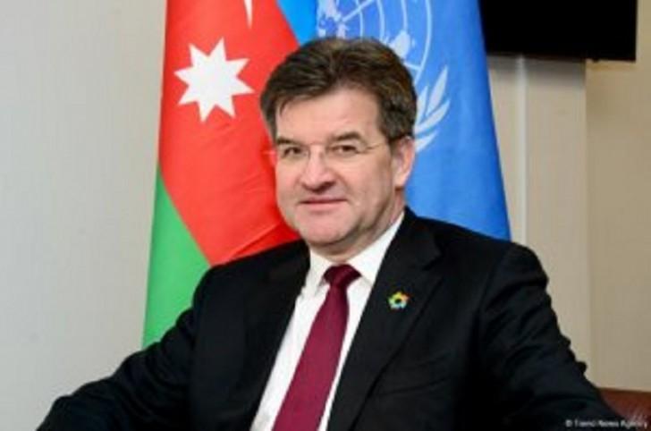 ATƏT sədri Qarabağ münaqişəsinin nizamlanması prosesi haqda