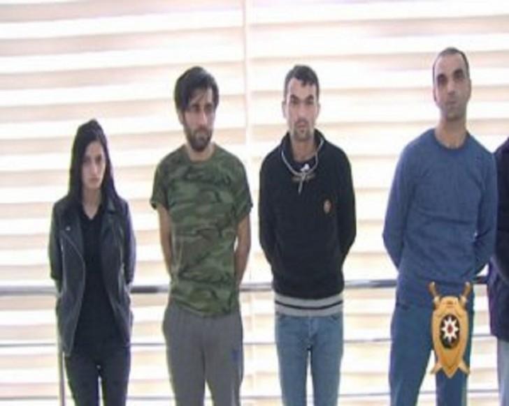 Bakıda narkotik satan mütəşəkkil şəbəkə ifşa edilib-
