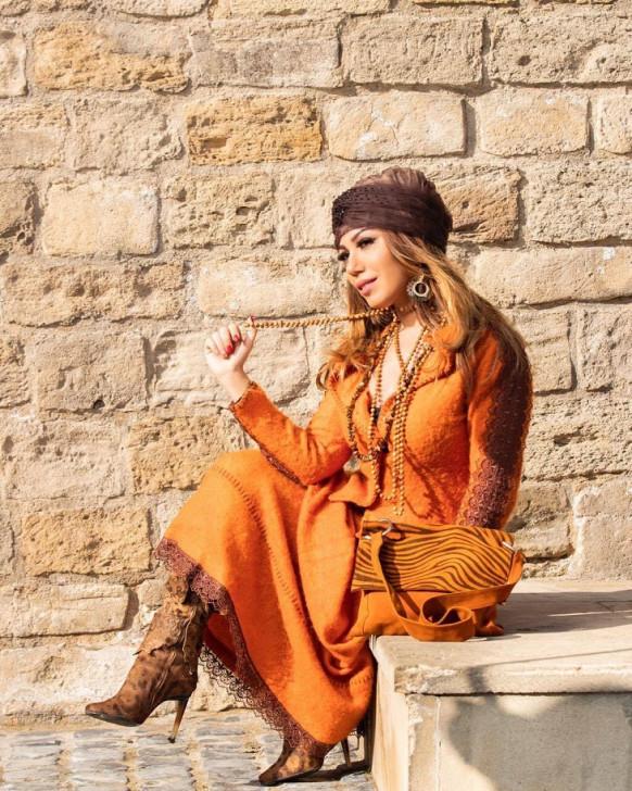Leyla Ramazanlıdan İçərişəhər
