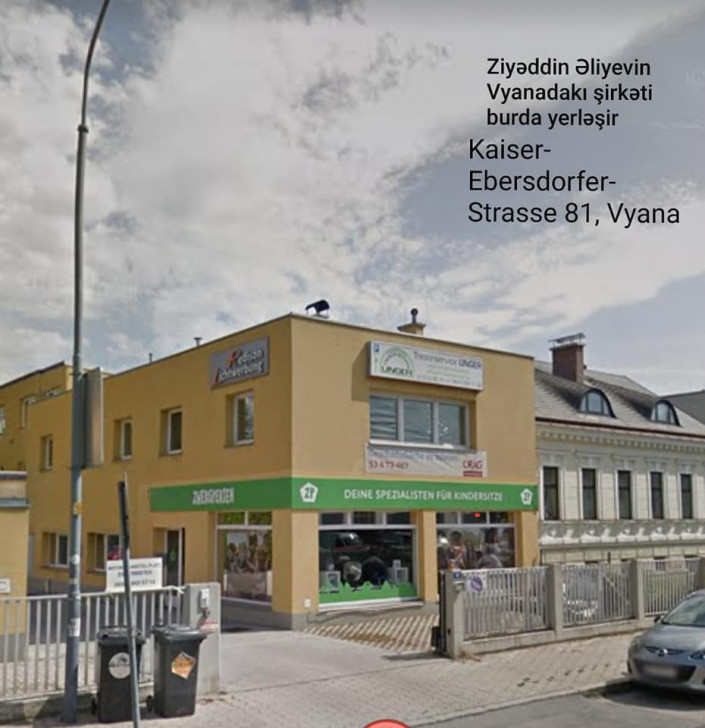 Qubanın icra başçısının Avropada böyük biznesi aşkarlandı-FOTOLAR
