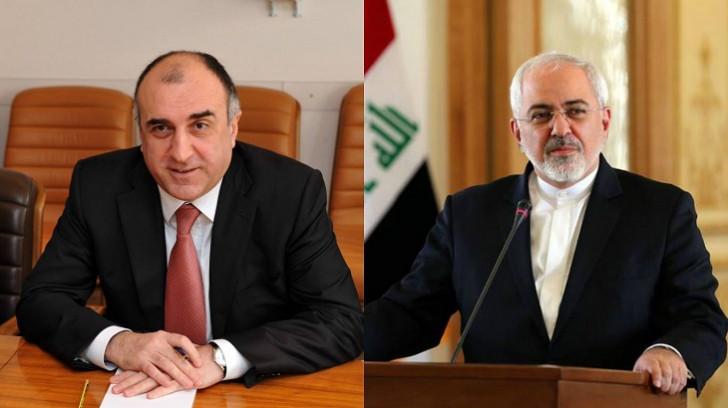 Azərbaycan və İran xarici işlər nazirləri Tehranda görüşəcək