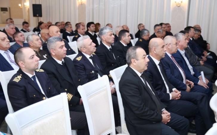"""ASCO-da """"Təhlükəsizlik Günü"""" keçirilib-"""