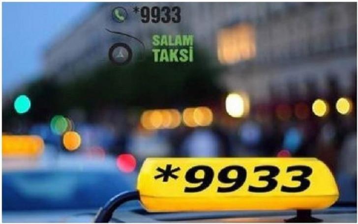 """Nadir Qafarzadə """"Salam Taksi"""" (*9933) taksi şirkətini biabır etdi:"""