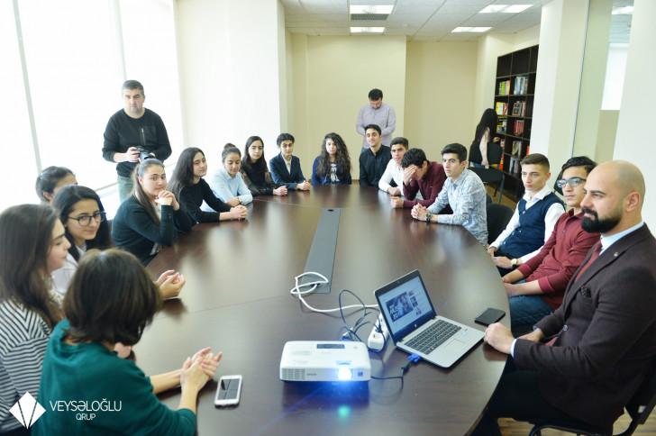 """""""Veysəloğlu"""" şirkətlər qrupu """"Gələcək Qurmaq"""" üçün yola çıxdı"""