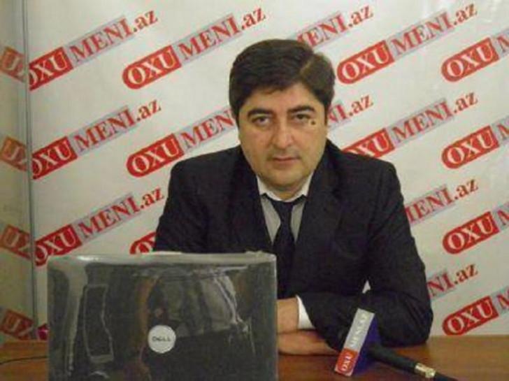 Komaya düşən jurnalist Respublika Neyrocərrahiyyə Xəstəxanasına köçürülüb