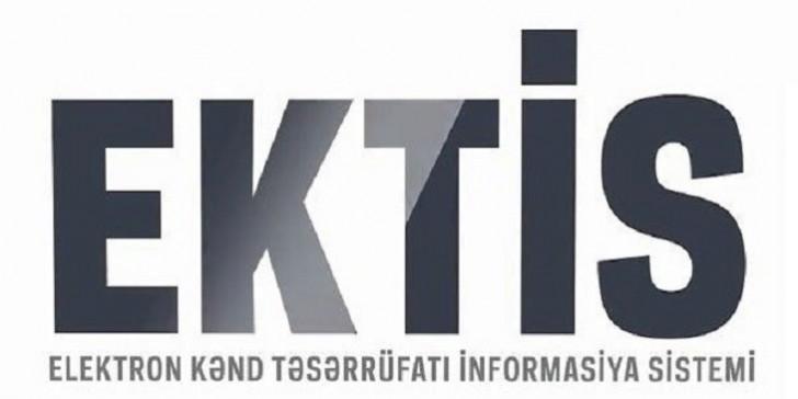 Elektron Kənd Təsərrüfatı İnformasiya Sisteminin təqdimatı keçirilib