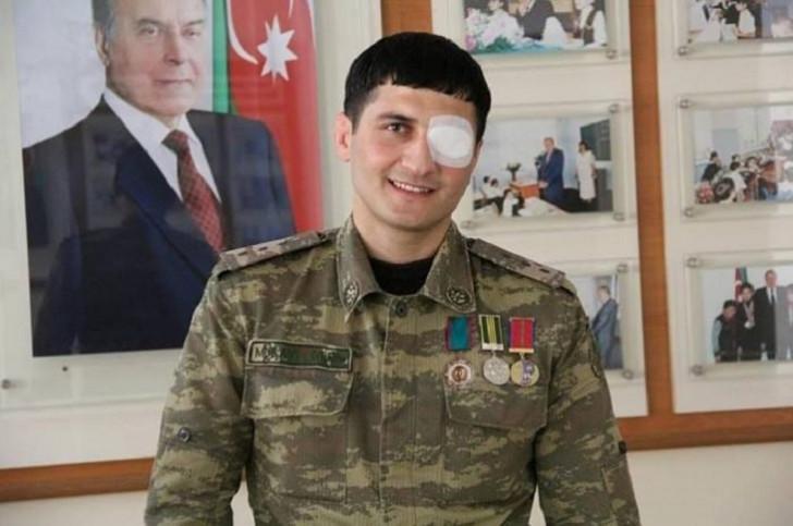 İş adamı Qarabağ qazisi Kamil Musəviyə şirkət hədiyyə etdi