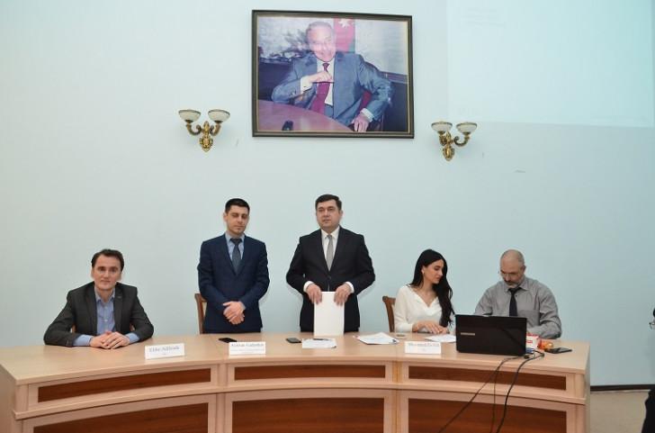 Azexport.az Dövlət İdarəçilik Akademiyasında e-ticarət təlimi keçirib-