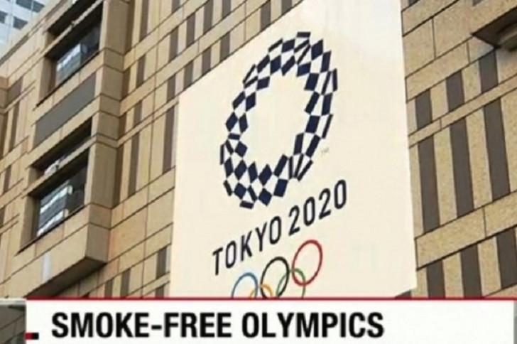 Olimpiya Oyunlarında siqaret çəkmək qadağan olunacaq