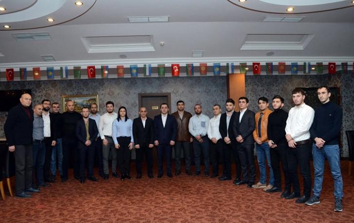 Aqil Acalov Azərbaycan Brazilya Jiu-Jitsu Klubu İctimai Birliyinin prezidenti seçilib-