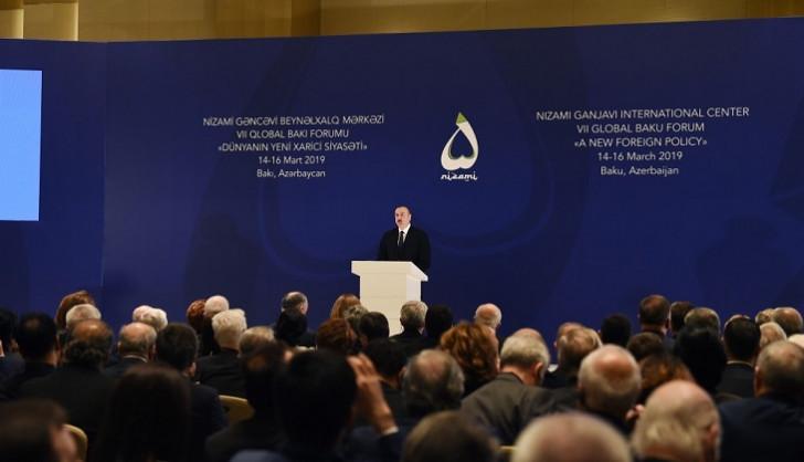VII Qlobal Bakı Forumu işə başlayıb-