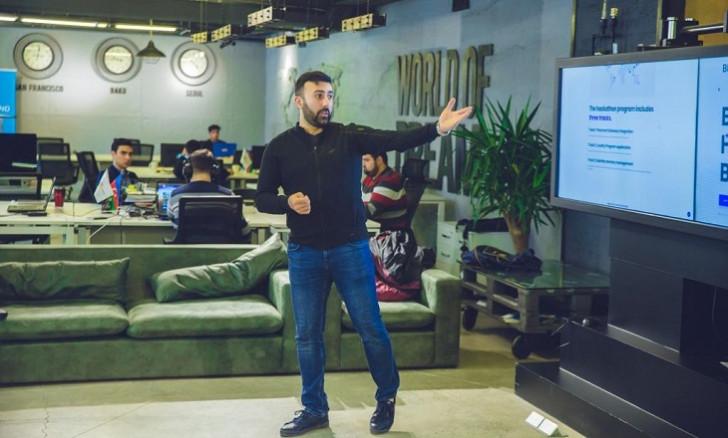 Bakcell və INNOLAND Azərbaycanın ilk blokçeyn hackathon yarışmasını keçirib-