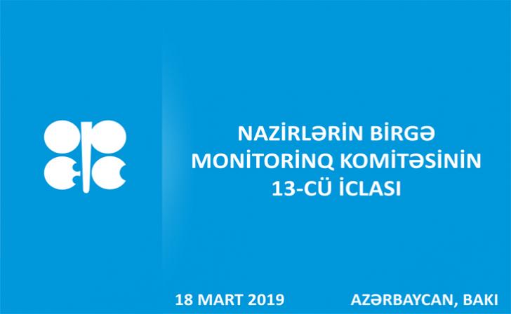 Azərbaycan Prezidentinin təşəbbüsü ilə OPEC+ ölkələri ilk dəfə Bakıda toplaşır