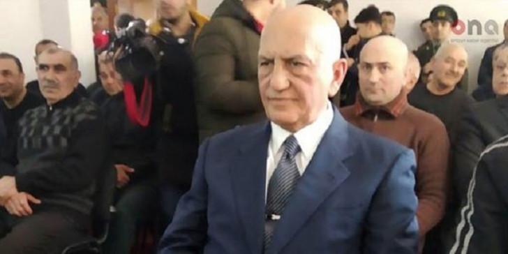 Əli İnsanovdan ilk açıqlama: