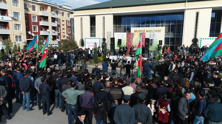 Dağlıq Qarabağda Novruz şənliyi keçirilib-