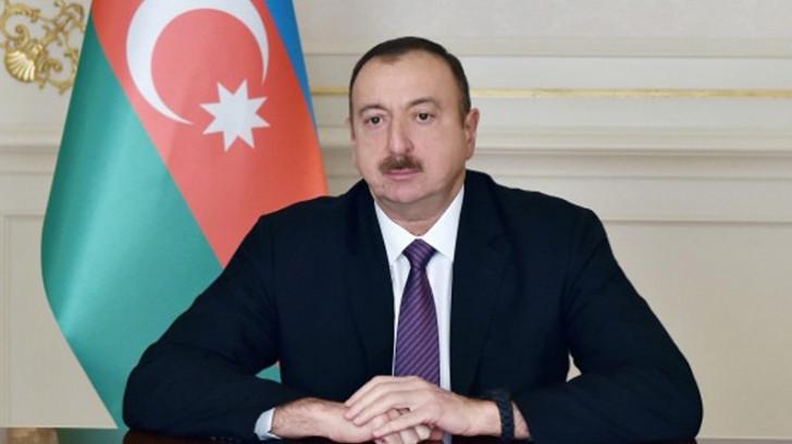 Azərbaycan Prezidenti pakistanlı həmkarını təbrik edib