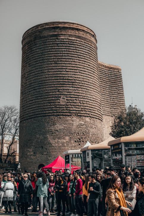 Bahar Bayramı Möhtəşəm Flaşmobla tamamlandı!-