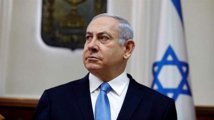 İsrailin baş naziri ABŞ-a səfərini yarıda saxlayıb