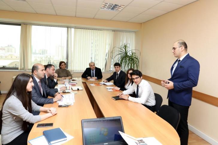 Əmək, məşğulluq və sosial müdafiə sahəsində çalışan əməkdaşlar üçün xarici dil kursları təşkil olunub